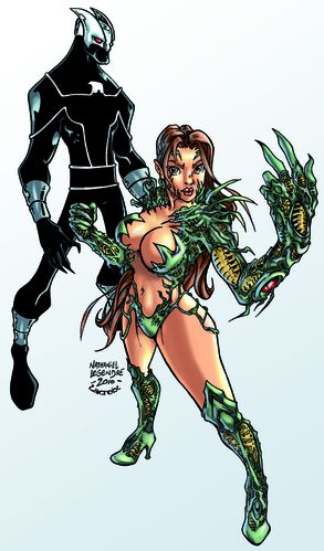 ShadowHawk & WitchBlade