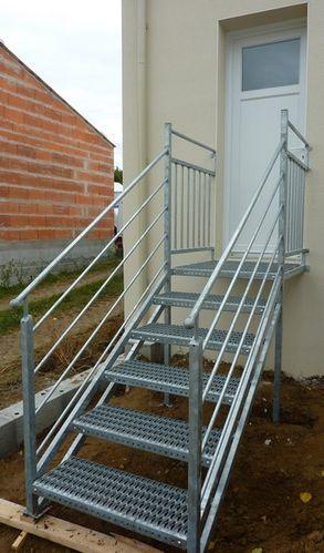 escalier fer forgé 4