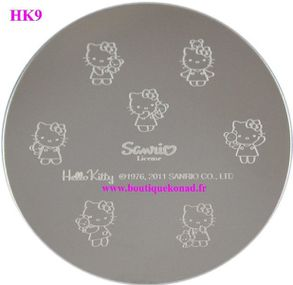 hello kitty stamping 9