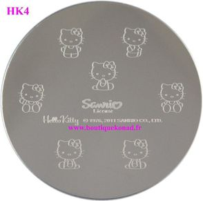hello kitty stamping 4