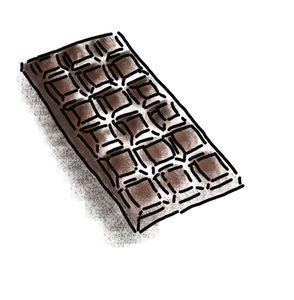 Cookies aux 2 chocolats la recette dans mon bocal for 1 tablette de chocolat