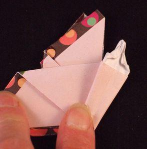 Origami papillon 41