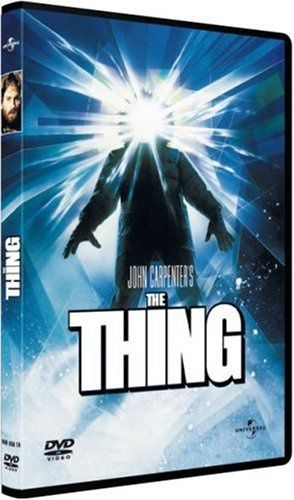 The Thing La Chose-v2 DVD