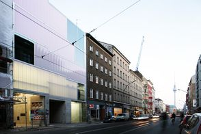 2 arcstreet.com Studio and Gallery Brunnenstrasse 9 Berlin