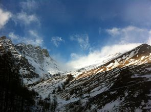 raid ski piémont 64
