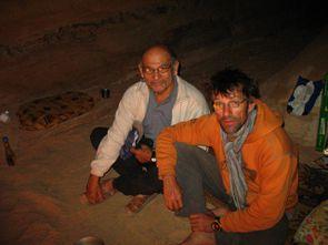 Wadi Rum 8-14 bivouac à Barrah