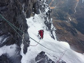 Eiger face nord 25