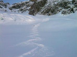 Ski de randonnée Belvédère 05