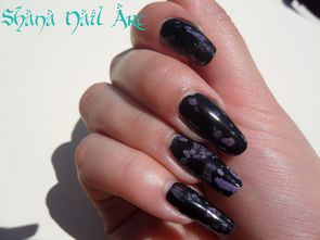 Black Spotted 4
