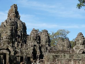 Temple Bayon (03)