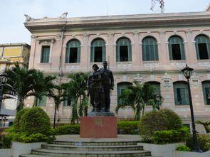 Oh Chi Minh - La poste Centrale (7)
