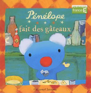 livre livres a lire penelope fait des gateaux