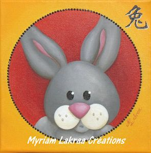 zodiaque chinois lapin
