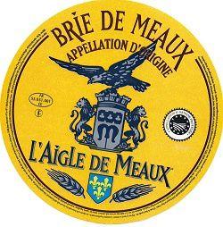Brie de Meaux L'aigle de Meaux