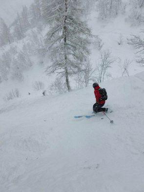 ski hors piste chamski discovery 09