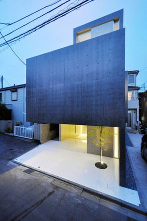 1 arcstreet.com-House-in-Kaijin- by fuse atelier