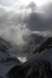 ski randonnée glière 01