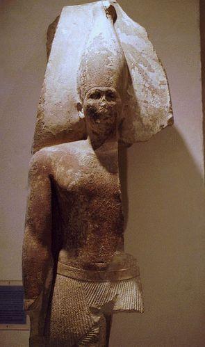 statue snefrou
