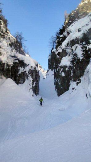 ski de randonnée col terasse 14