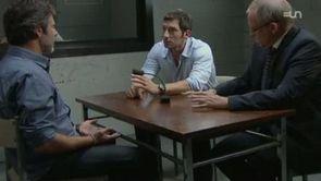 Discrète réunion Patrick, proc et Sacha