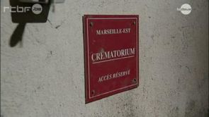 Panneau du crématorium