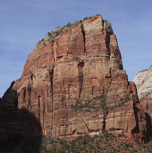 Angels Landing - Zion Canyon