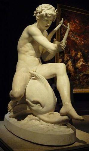 statue d'arion
