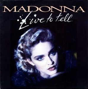 Live to tell cover