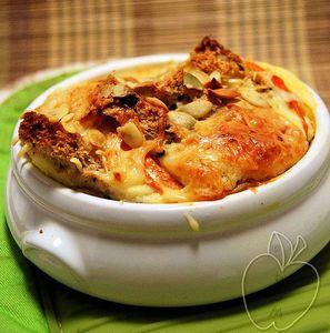 Bread pudding de calabaza potimarron (16)