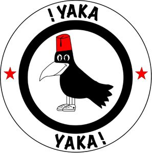 yaka sticker