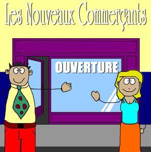 LES NOUVEAUX COMMERÇANTS de Saint-Germain-en-Laye 2014