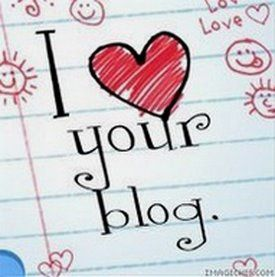 love your blog1
