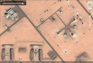 Al Jufra - Radar - Après - 13-10-2011