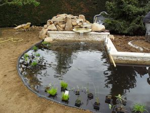 Bassin de jardin Yvelines 015