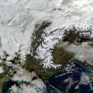 Terra - MODIS - Soleil - Grisaille - Alpes - Antic-copie-1