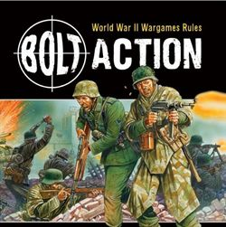 logo bolt action
