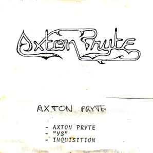 Axton pryte - Cover