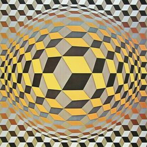 musee vasarely gordes vaucluse