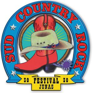 LOGO SUD COUNTRY ROCK