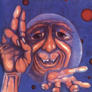 King Crimson - In The Court Of The Crimson King - Inlay