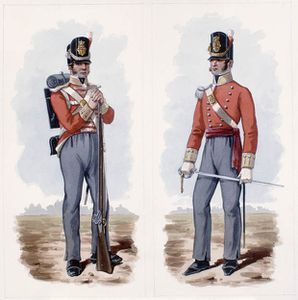 100th Regiment of Foot
