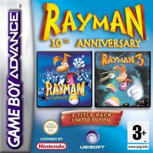 rayman-10th-anniversary gba box