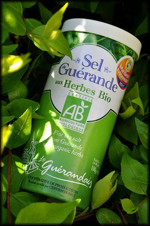 Sel de Gurande aux herbes Bioa