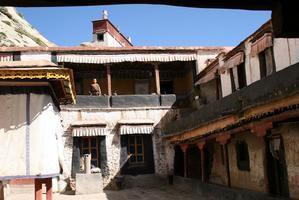 054 les logements des moines residents modestes