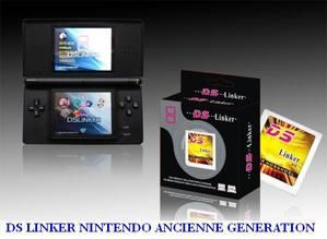 DS LINKER NINTENDO