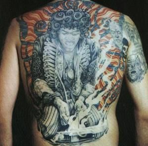tatouages Yakuza, yakuza tattoo