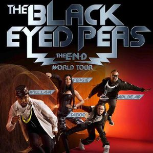 The+Black+Eyed+Peas++The+END+World+Tour+Black Eyed Peas Th