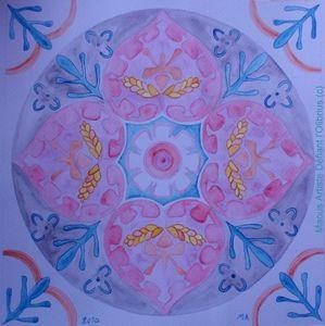 mandala coeurs qui illuminent notre beauté