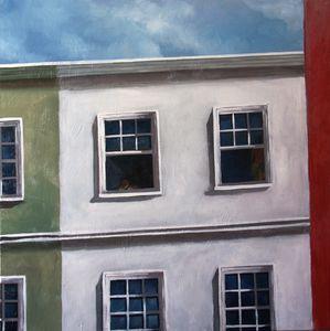 Le blog de elisabeth de cherisey peinture for Fenetre 80x80