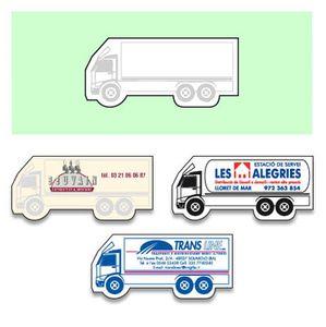 magnet publicitaire transport camion à personnaliser